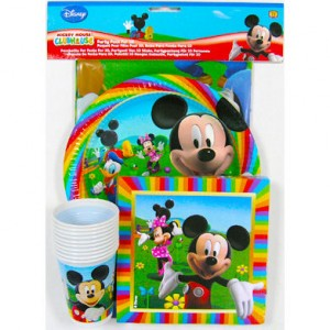 Mickey Mouse Disney party pack