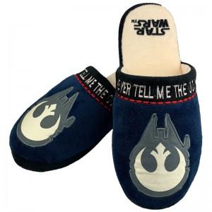 Star Wars Han Solo mens slippers