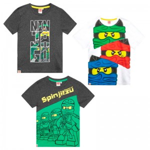 Lego Ninjago assorted t-shirt