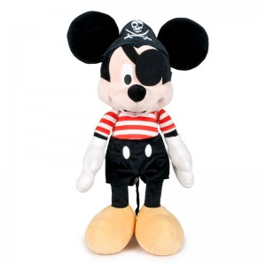 Disney Mickey pirate soft plush toy 49cm