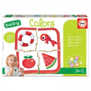 Baby Colors board game