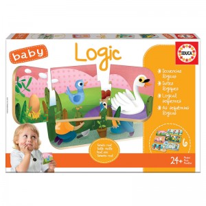 Baby Logic board game