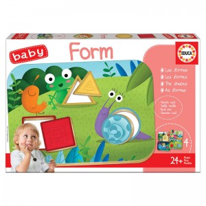 Baby Forms board game