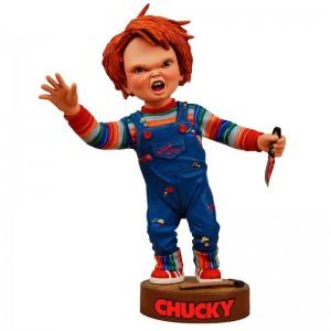 Chucky Knife Head Knockers figure 18cm