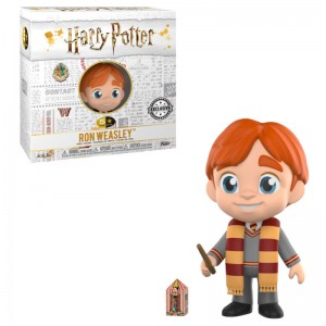 5 Star figure Harry Potter Ron Weasly vinyl Exclusive
