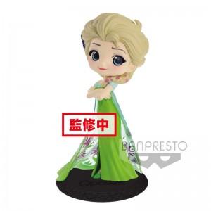 Q posket Disney Elsa Surprise Coordinate A figure