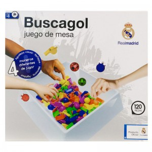 Real Madrid Buscagol board game