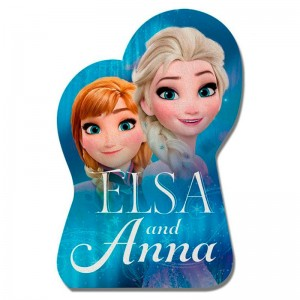 Disney Frozen shaped towel
