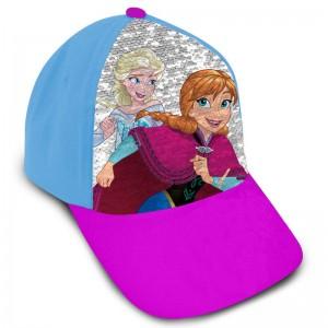 Disney Frozen premium sequins cap