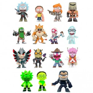 Assorted Mystery Minis Rick & Morty Series 2 Exclusive