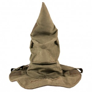Harry Potter english Sorting Hat