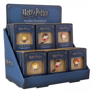 Harry Potter pin assorted