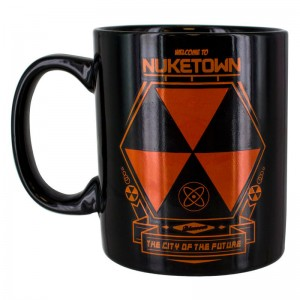 Call of Duty Nuketown changel mug