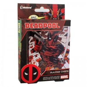 Marvel Deadpool cards deck
