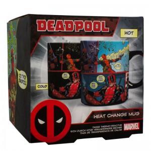 Marvel Deadpool change mug