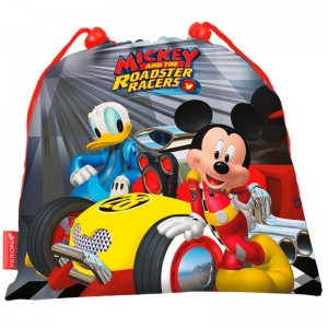 Disney Mickey and the Roadster Racers gym bag 26cm