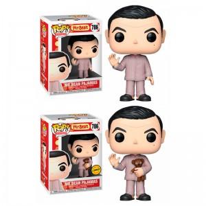 POP figure Mr Bean Pajamas 5 + 1 chase