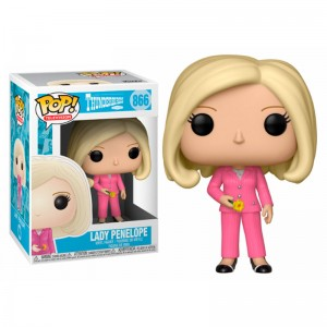 POP figure Thunderbirds Lady Penelope