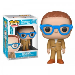 POP figure Thunderbirds Brains