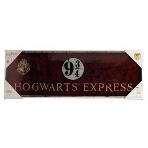 Harry Potter Hogwarts Express glass poster