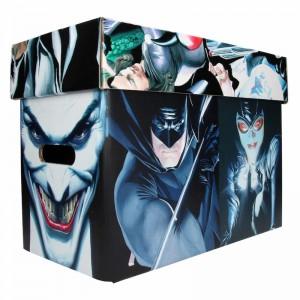 DC Comics characters comics box