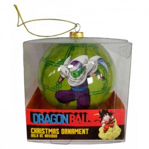 Dragon Ball Piccolo christmas ball