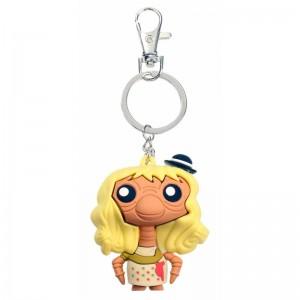 E.T. Pokis with dress keychain