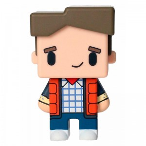 Back to the Future Marty McFly Pixel figure