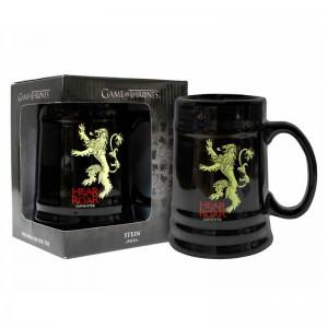 Game of Thrones Lannister beer mug