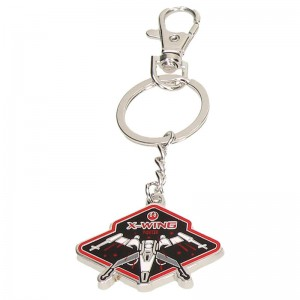 Star Wars X-Wing metal keychain