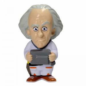 Back to the Future Doc anti-stress doll