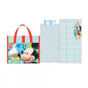 Esterilla y cojin Mickey Disney
