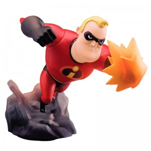 Disney The Incredibles Mr Incredible Mini Egg Attack figure