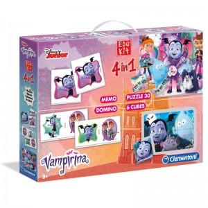 Disney Vampirina Edukit 4 in 1