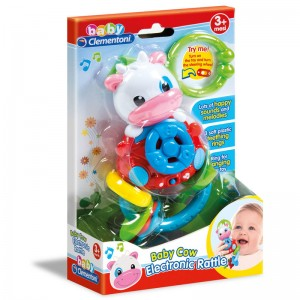 Baby Cow electronic rattle
