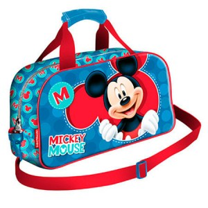 Bolsa deporte Mickey Disney Lets Play