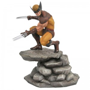 Marvel Wolverine diorama figure