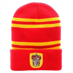 Harry Potter Gryffindor Red beanie