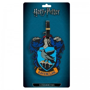Harry Potter Ravenclaw baggage tag