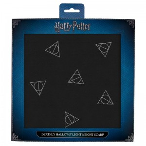 Harry Potter Deathly Hallows scarf light weight
