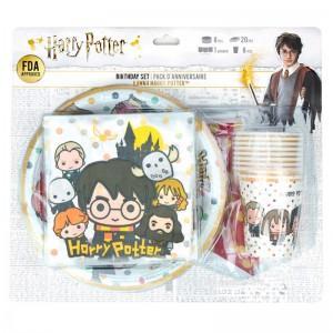 Harry Potter Kawaii birthday set