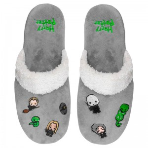 Harry Potter Dark Arts slippers