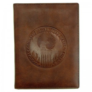 Fantastic Beasts passport wallet cover