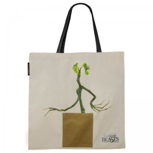 Fantastic Beasts Picket tote bag