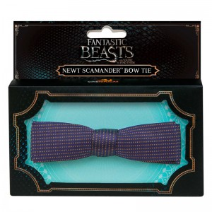 Fantastic Beasts Newt Scamander bow tie