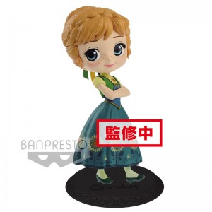 Disney Frozen Anna Surprise Q Posket A figure