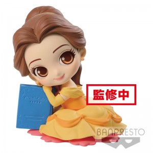 Disney Beauty and Beast Belle Q Posket B figure
