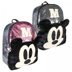 Disney Mickey assorted sequins backpack 40cm