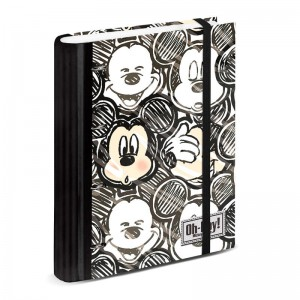 Disney Mickey Oh Boy A4 folder with sheets