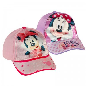 Assorted Disney Minnie baseball cap
